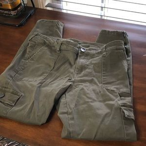 Kut from the Kloth Pants - Kut from the kloth Army Green Pants Size 8